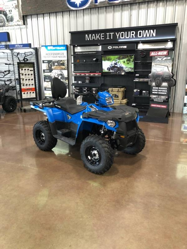 2019 Polaris Sportsman Touring 570 EPS in Sapulpa, Oklahoma - Photo 1