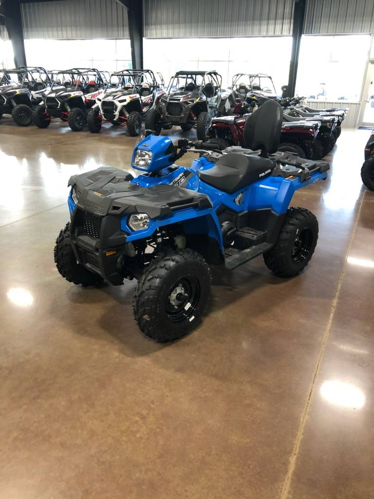 2019 Polaris Sportsman Touring 570 EPS in Sapulpa, Oklahoma - Photo 2