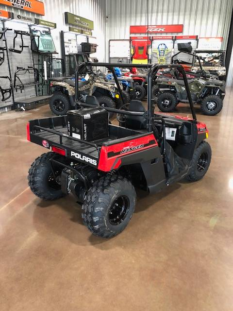 2019 Polaris Ranger 150 EFI in Sapulpa, Oklahoma - Photo 4