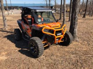 2016 Polaris RZR XP  Turbo EPS in Sapulpa, Oklahoma