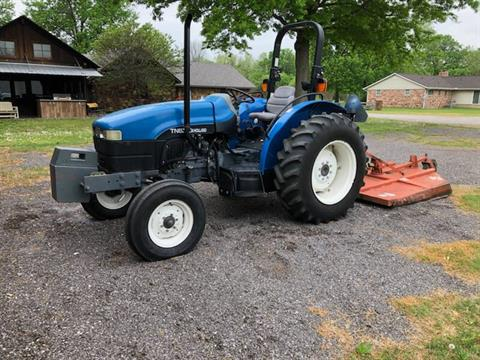 2000 New Holland Agriculture TN 65 in Sapulpa, Oklahoma