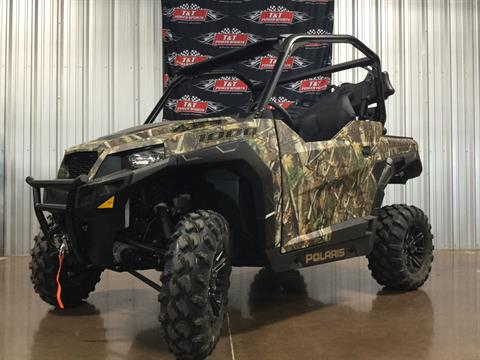 2018 Polaris General 1000 EPS Hunter Edition in Sapulpa, Oklahoma