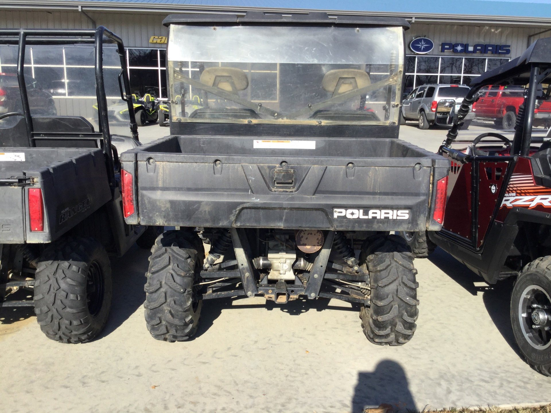 2012 Polaris Ranger XP® 800 in Sapulpa, Oklahoma