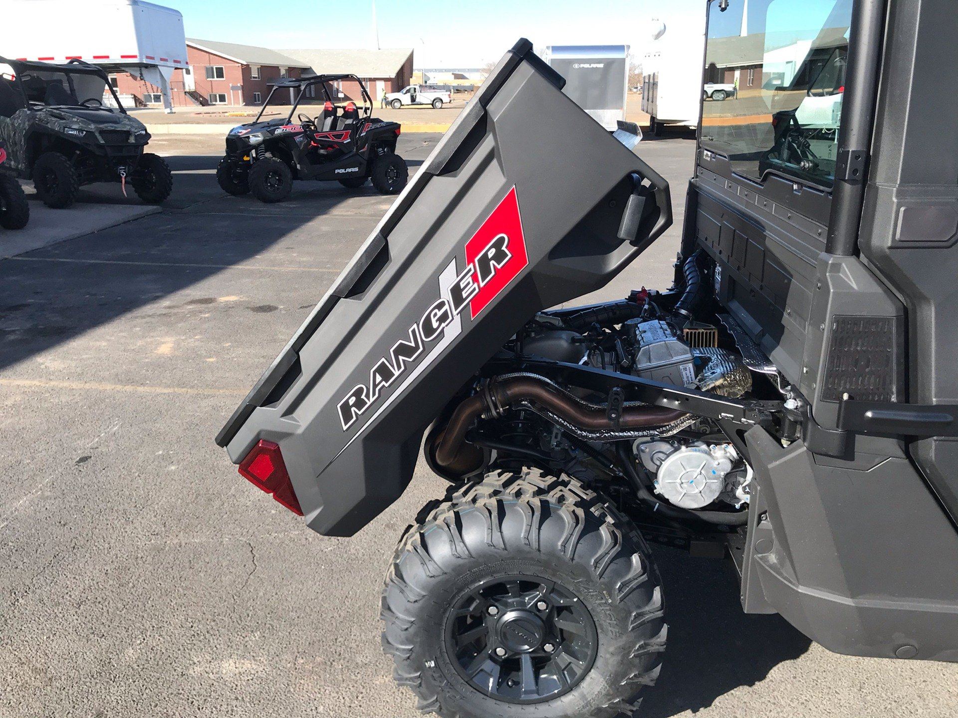 2020 Polaris Ranger 1000 Premium + Winter Prep Package in Alamosa, Colorado - Photo 3