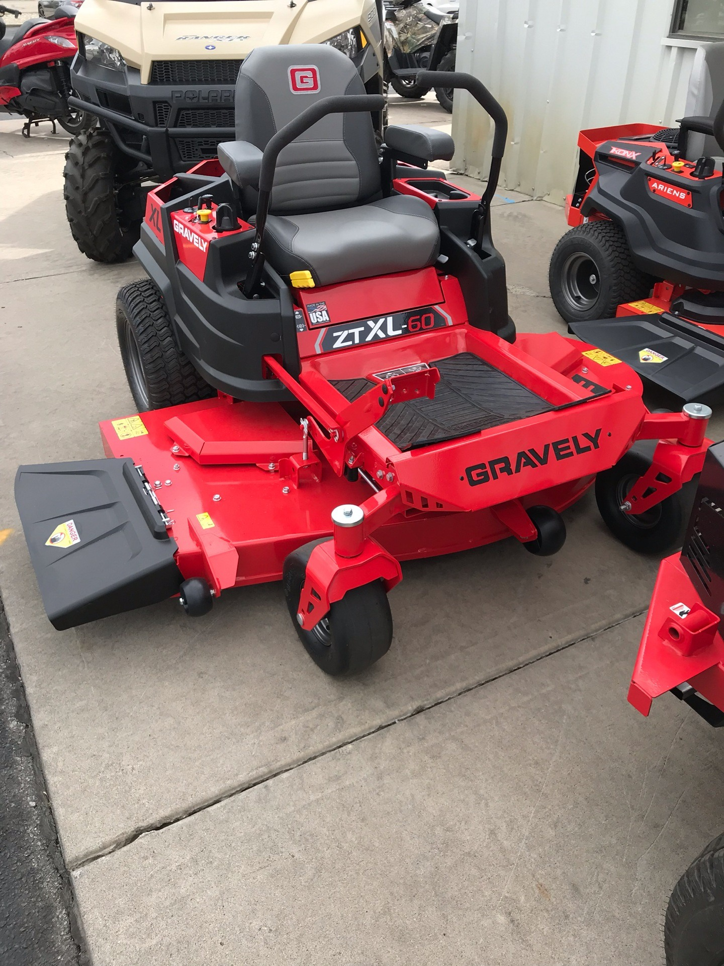 2016 Ariens GRAVELY ZT42 in Alamosa, Colorado - Photo 1