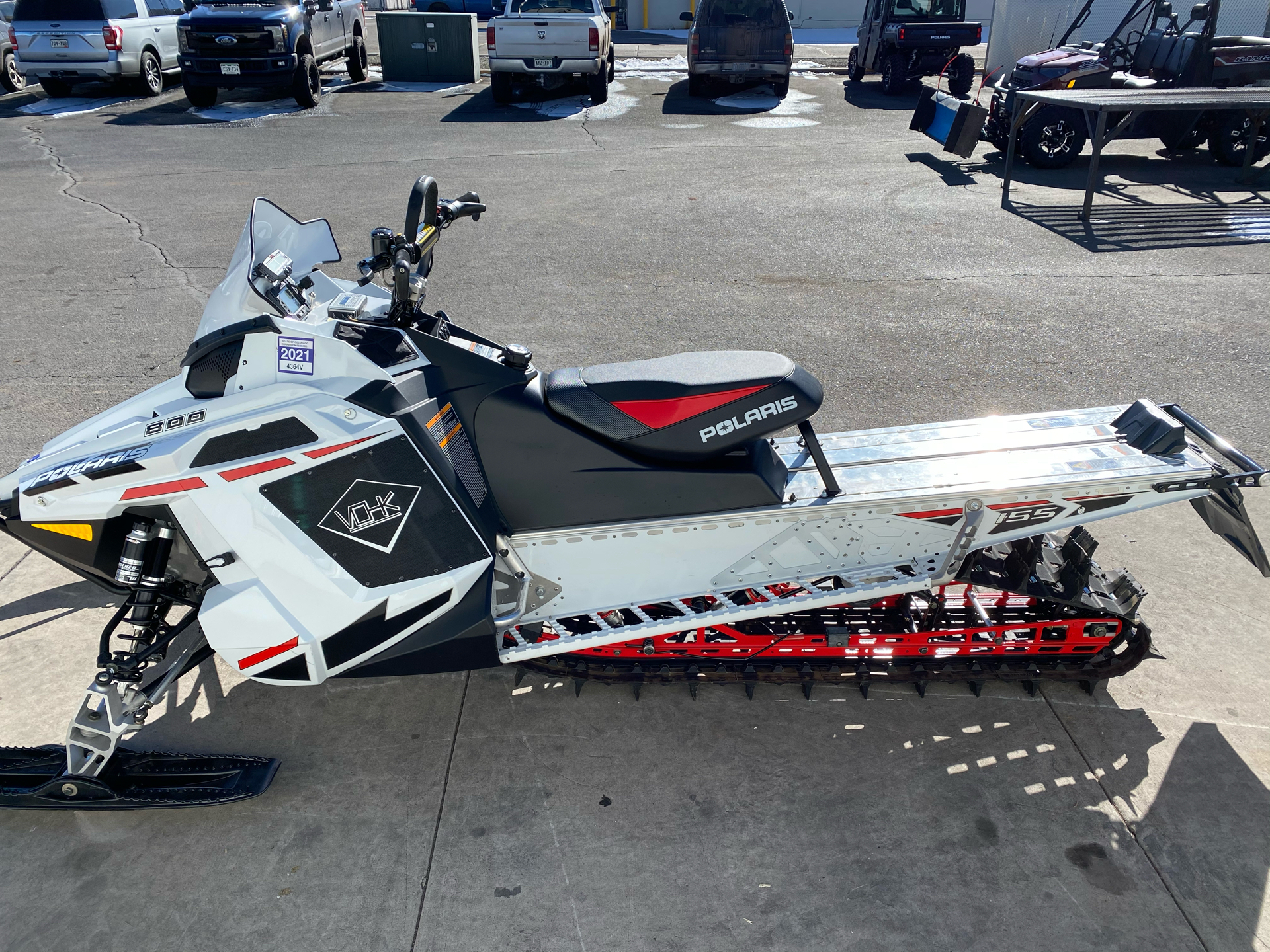 2015 Polaris 800 RMK® 155 LE F&O SC in Alamosa, Colorado - Photo 3