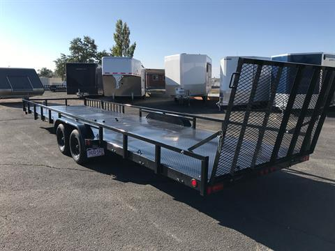 2021 Voyager Trailers ECHO ADVANTAGE 7X28 TANDEM AXLE in Alamosa, Colorado - Photo 3