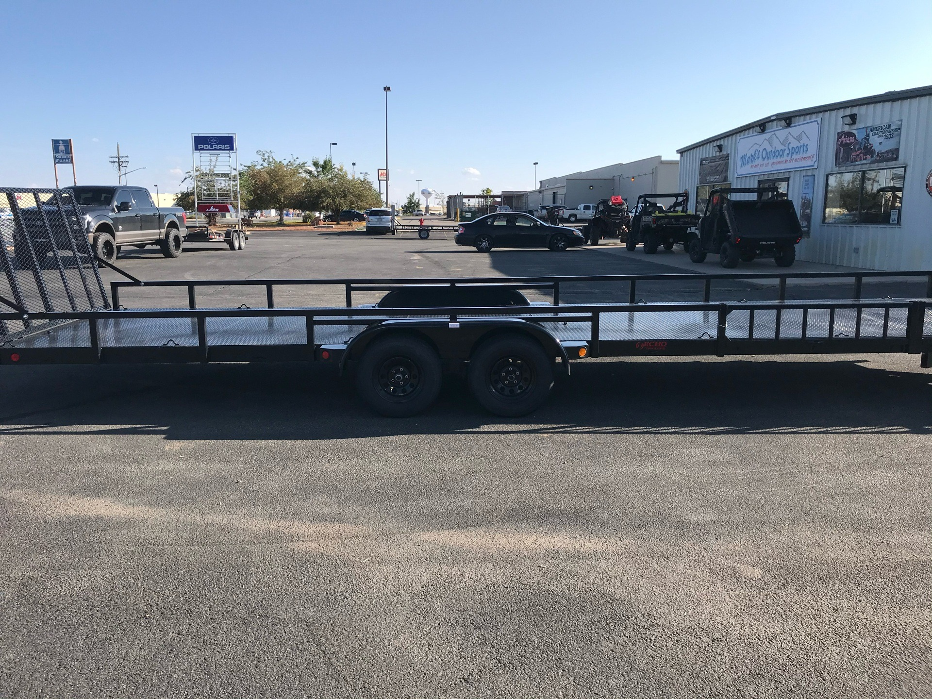 2021 Voyager Trailers ECHO ADVANTAGE 7X28 TANDEM AXLE in Alamosa, Colorado - Photo 4