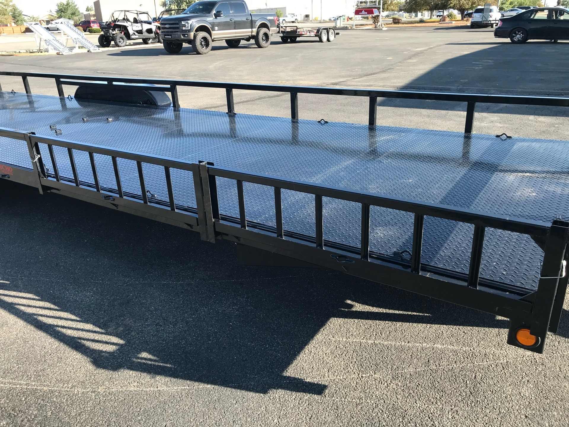 2021 Voyager Trailers ECHO ADVANTAGE 7X28 TANDEM AXLE in Alamosa, Colorado - Photo 5