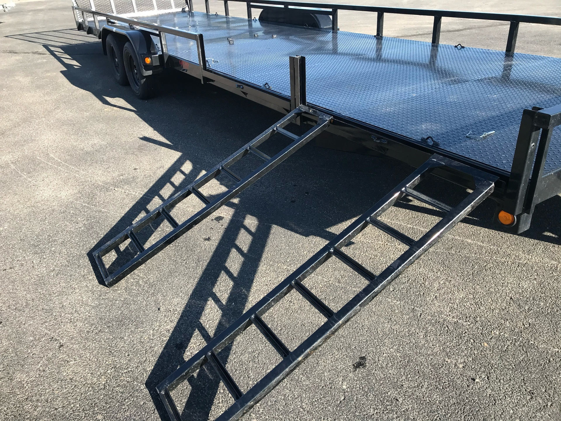2021 Voyager Trailers ECHO ADVANTAGE 7X28 TANDEM AXLE in Alamosa, Colorado - Photo 6