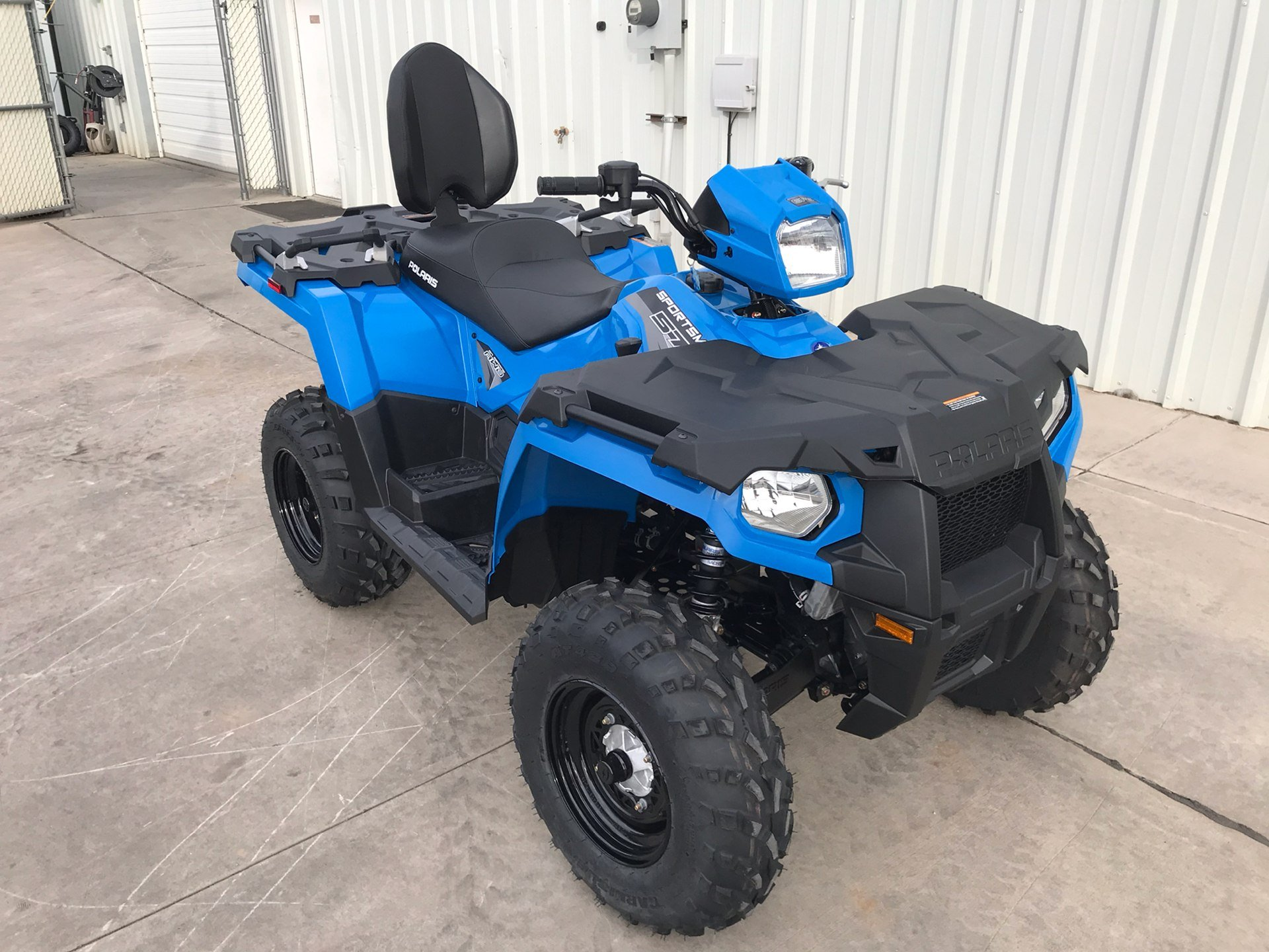 2019 Polaris Sportsman Touring 570 EPS in Alamosa, Colorado - Photo 2