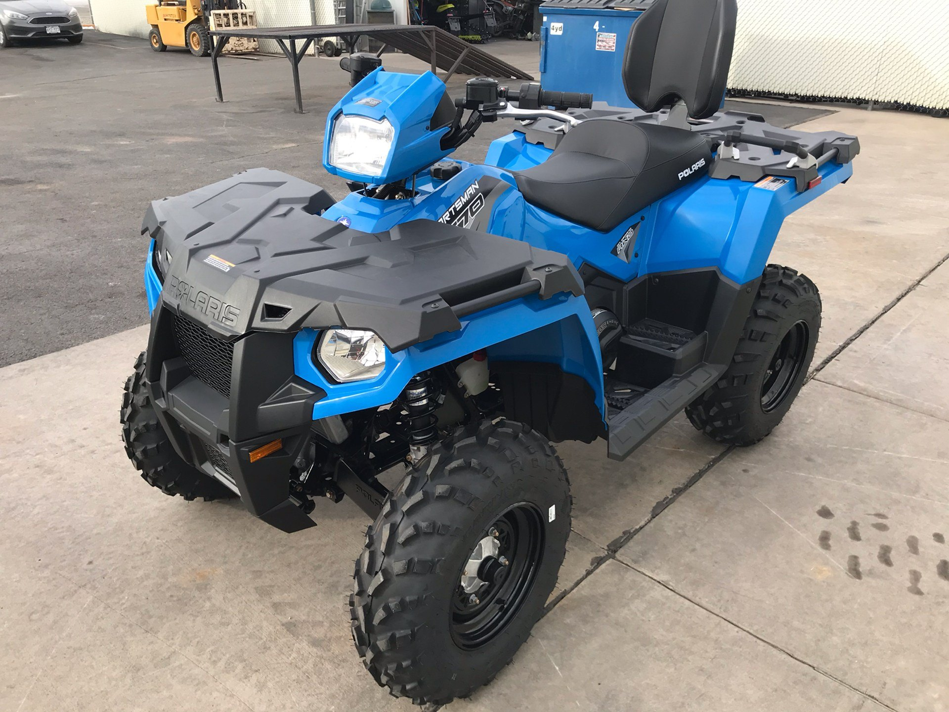 2019 Polaris Sportsman Touring 570 EPS in Alamosa, Colorado - Photo 3