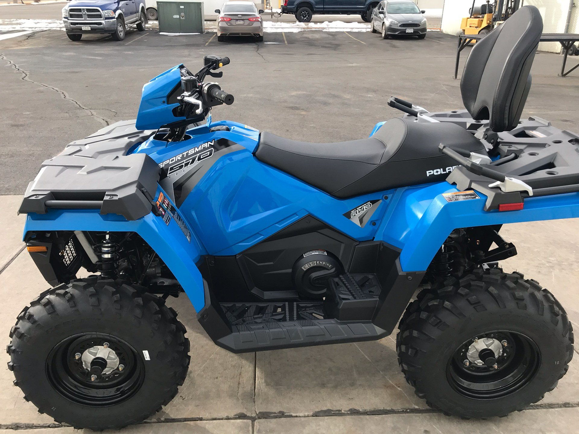 2019 Polaris Sportsman Touring 570 EPS in Alamosa, Colorado - Photo 4