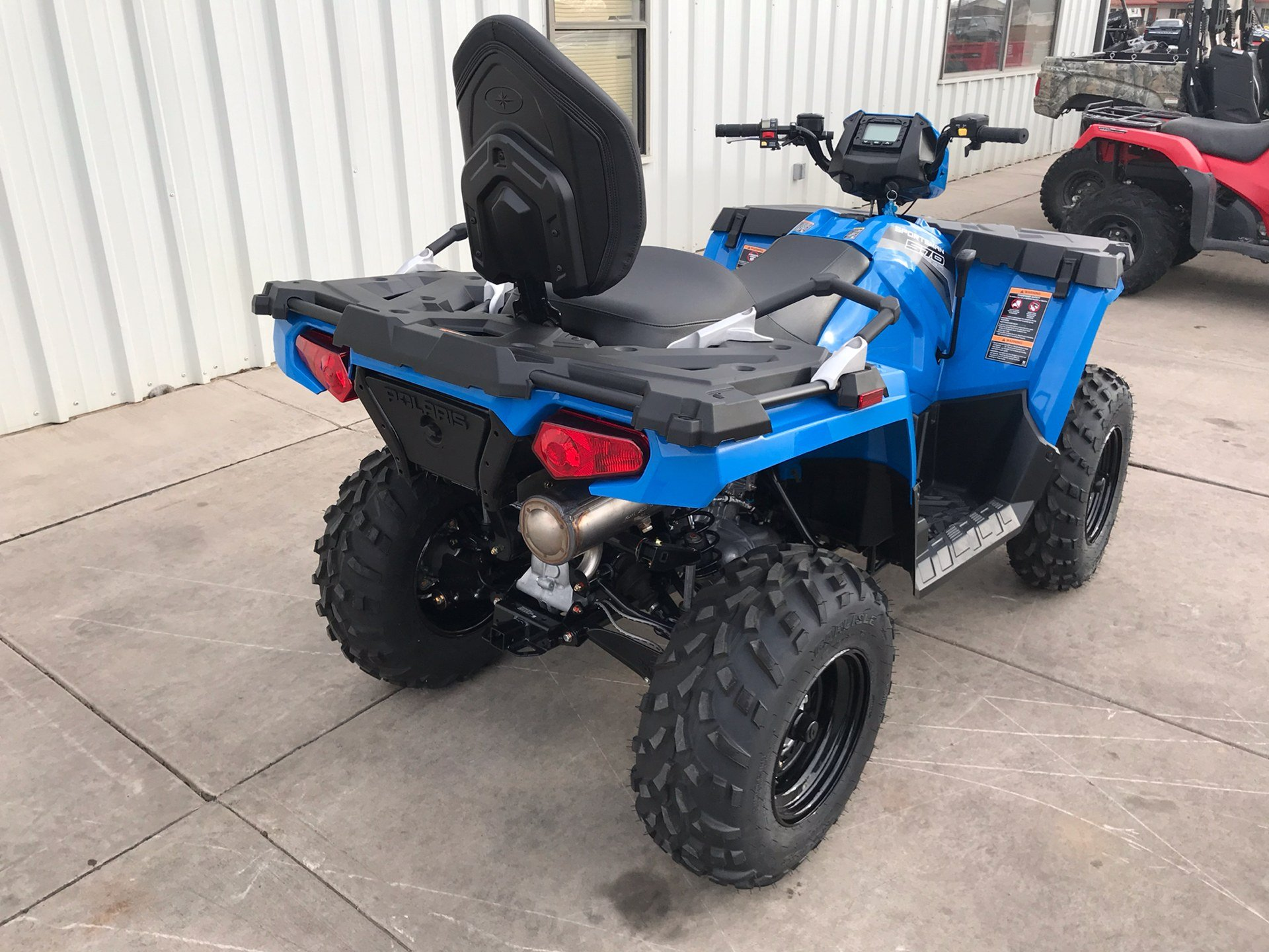 2019 Polaris Sportsman Touring 570 EPS in Alamosa, Colorado - Photo 6