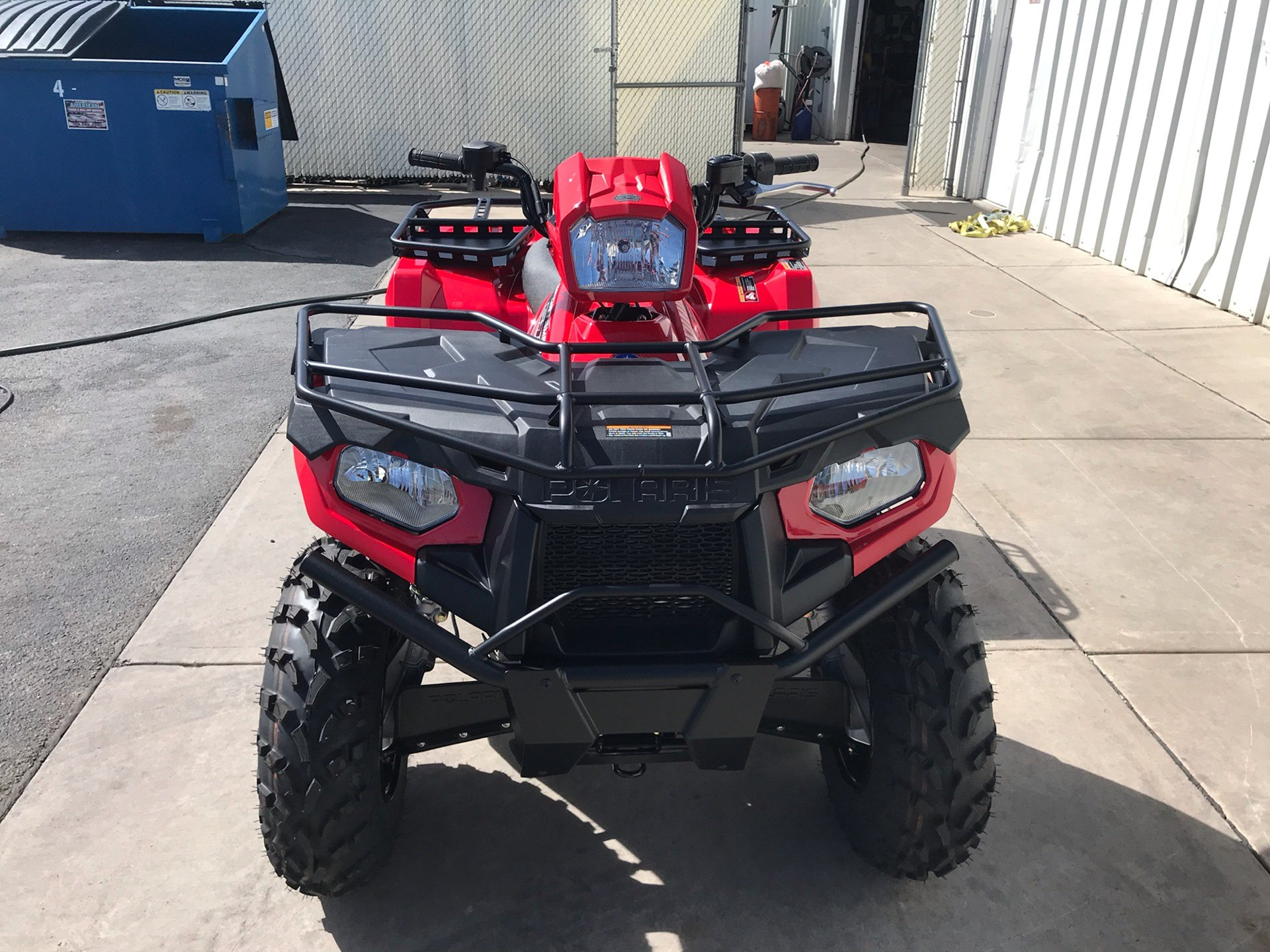 2020 Polaris Sportsman 570 EPS Utility Package in Alamosa, Colorado - Photo 2
