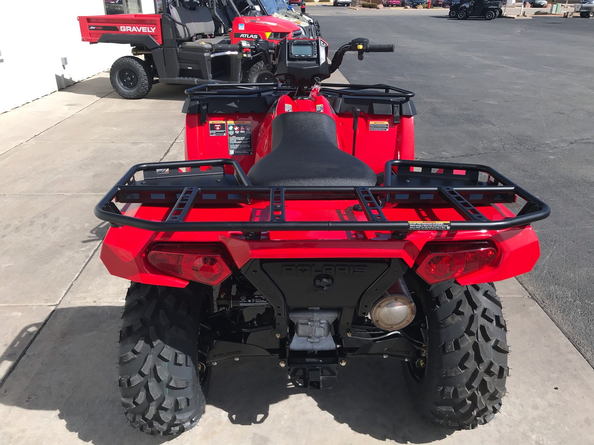 2020 Polaris Sportsman 570 EPS Utility Package in Alamosa, Colorado - Photo 4
