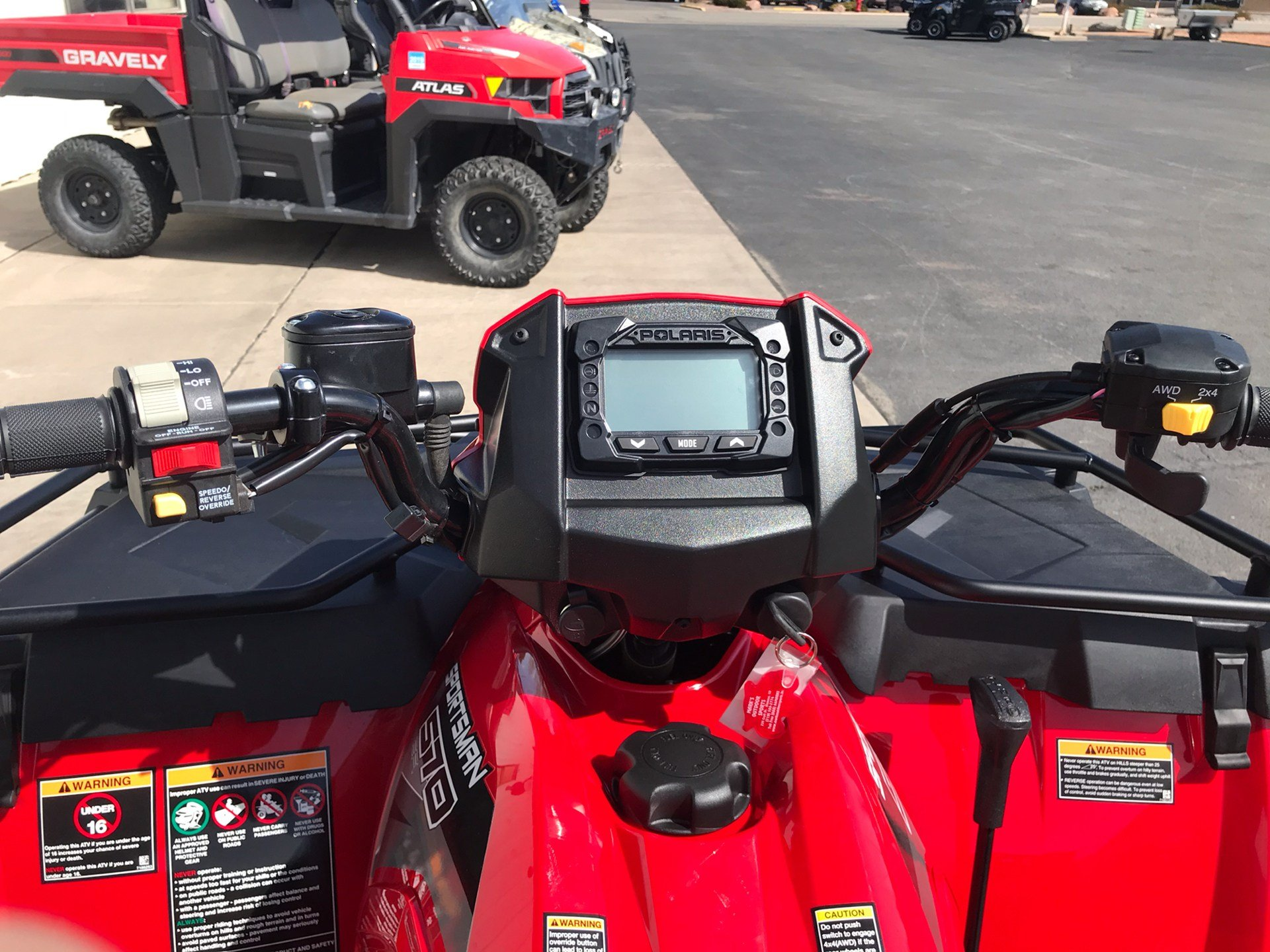 2020 Polaris Sportsman 570 EPS Utility Package in Alamosa, Colorado - Photo 5