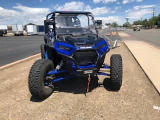 2019 Polaris RZR XP 4 Turbo S in Alamosa, Colorado - Photo 2