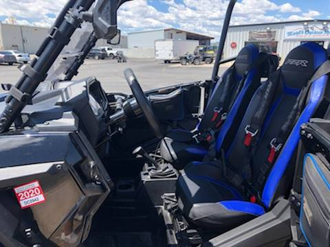 2019 Polaris RZR XP 4 Turbo S in Alamosa, Colorado - Photo 5