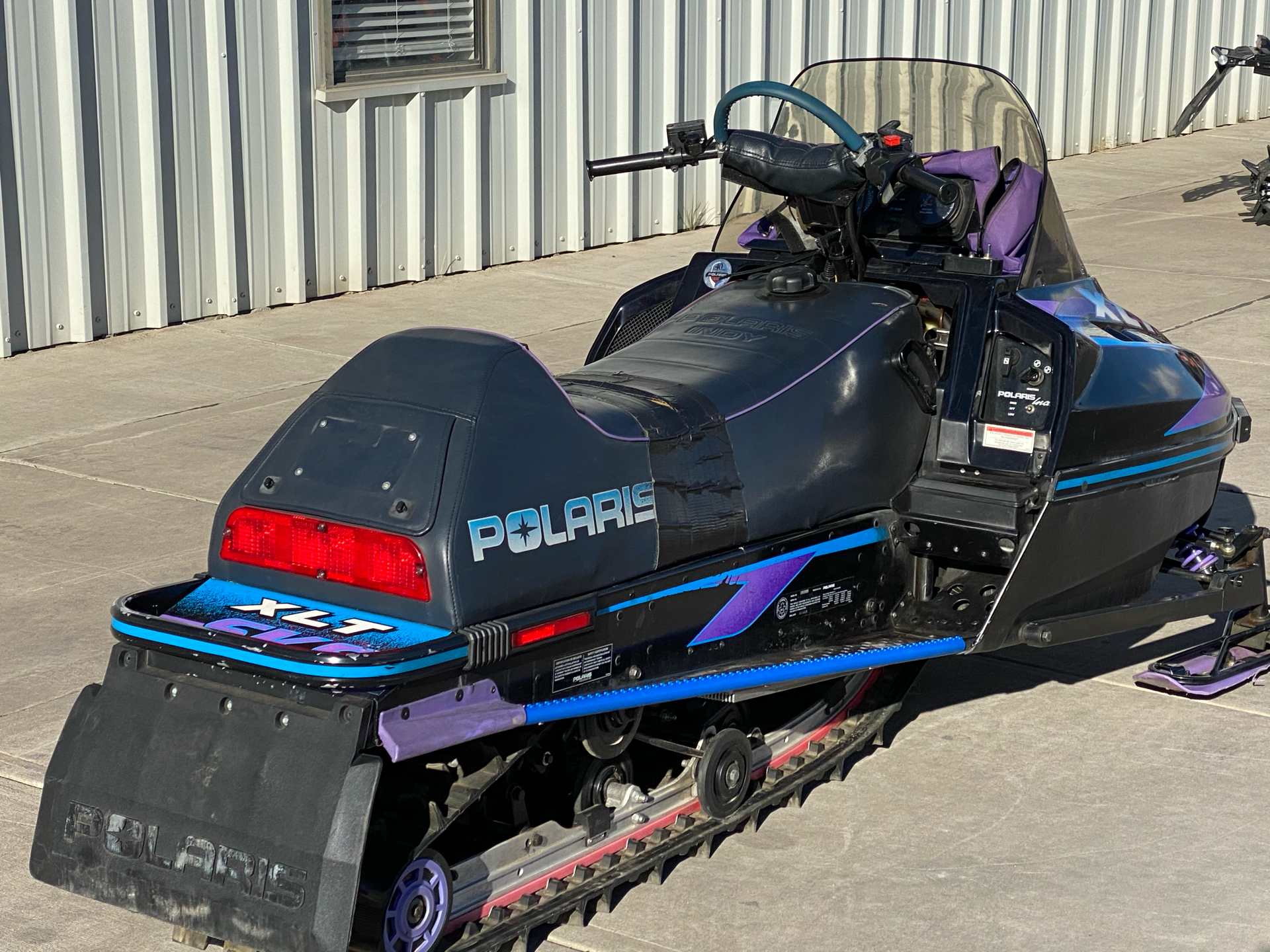1995 Polaris INDY XLT in Alamosa, Colorado - Photo 5