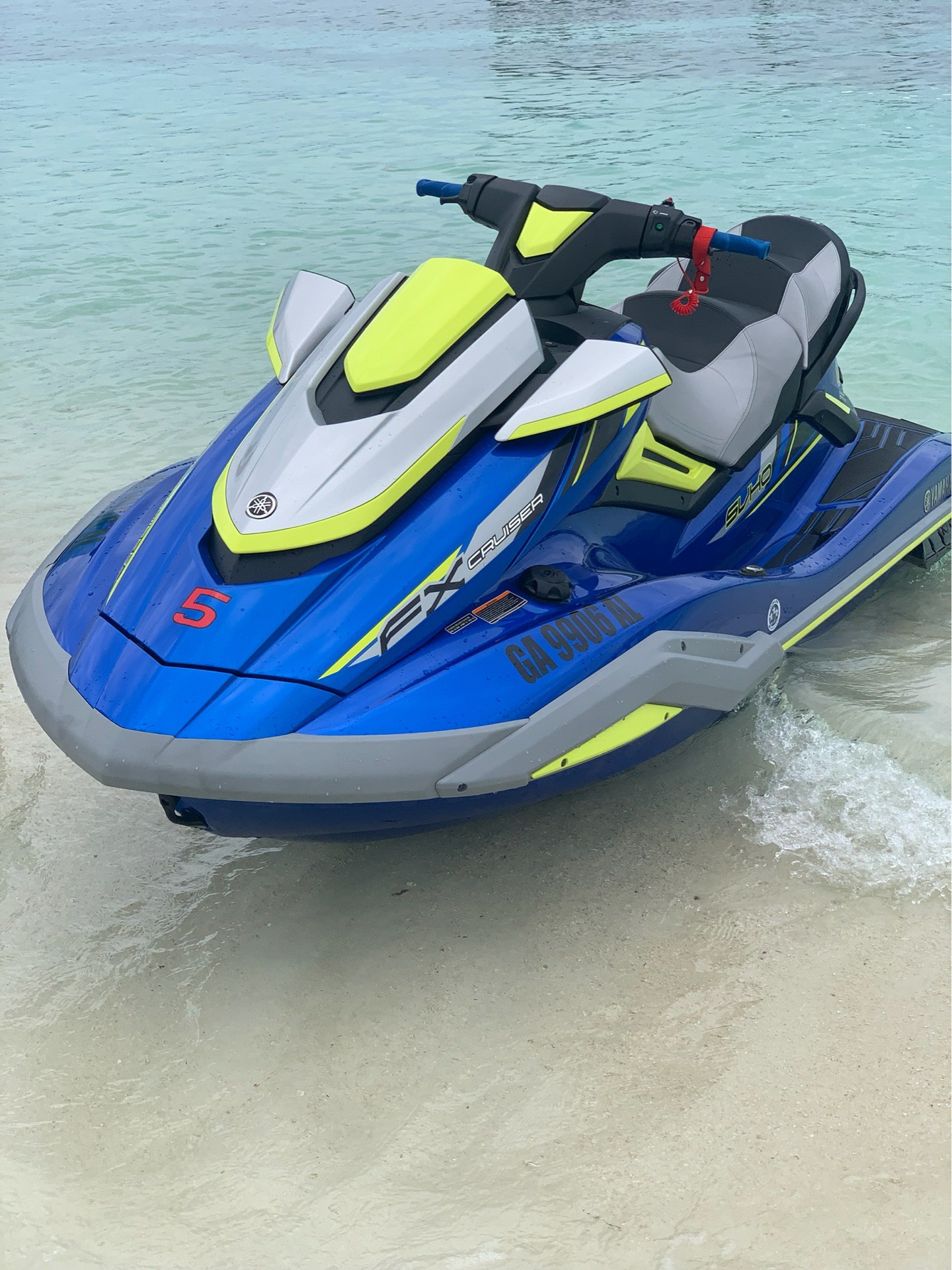 2020 Yamaha FX Cruiser SVHO in Orlando, Florida - Photo 1
