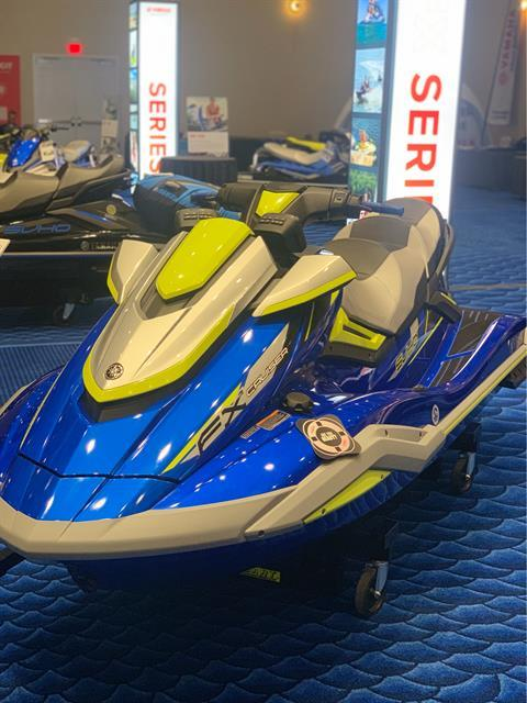 2020 Yamaha FX Cruiser SVHO in Orlando, Florida - Photo 9