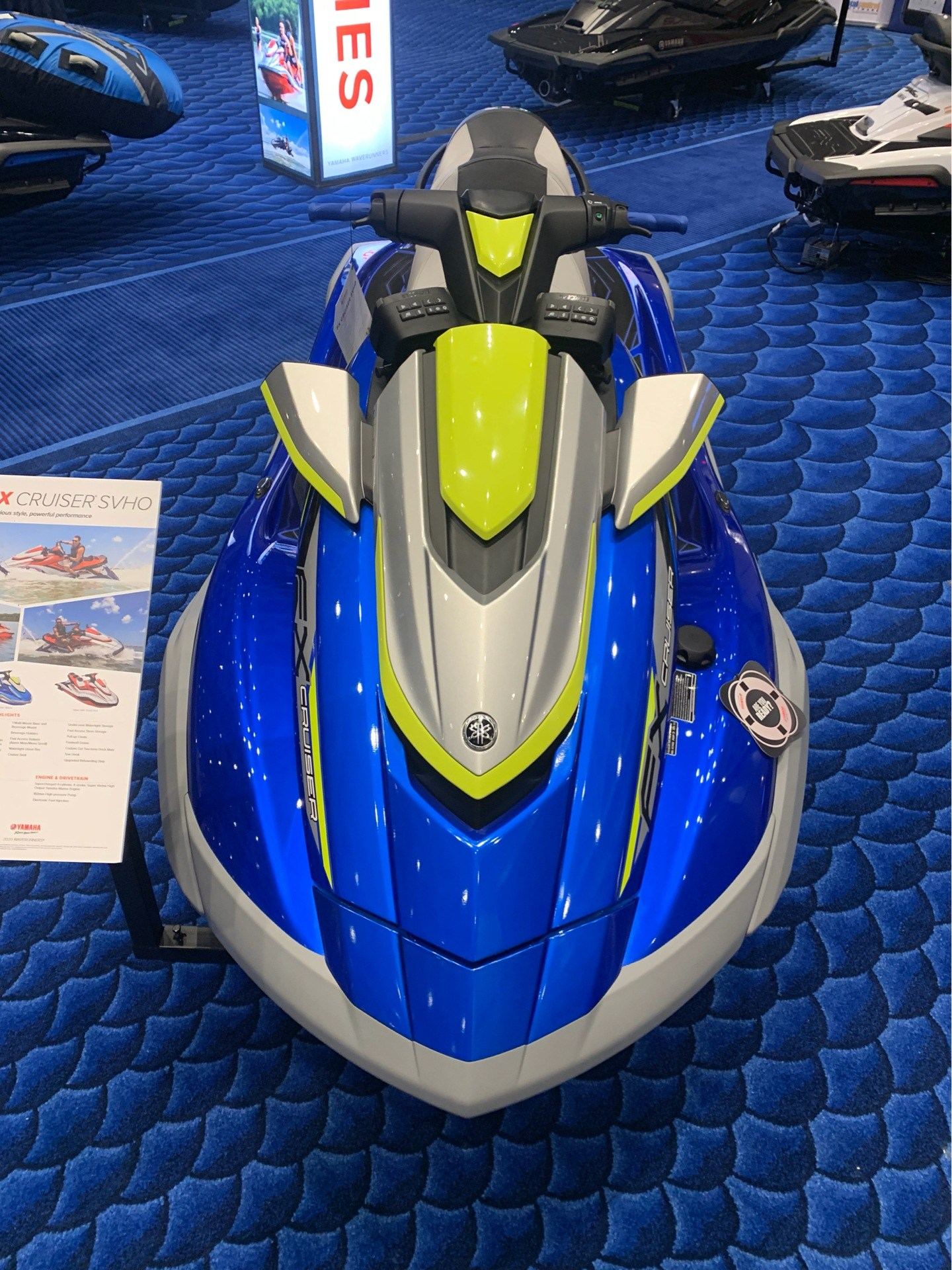 2020 Yamaha FX Cruiser SVHO in Orlando, Florida - Photo 6