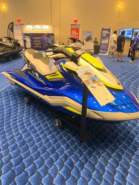 2020 Yamaha FX Cruiser SVHO in Orlando, Florida - Photo 10