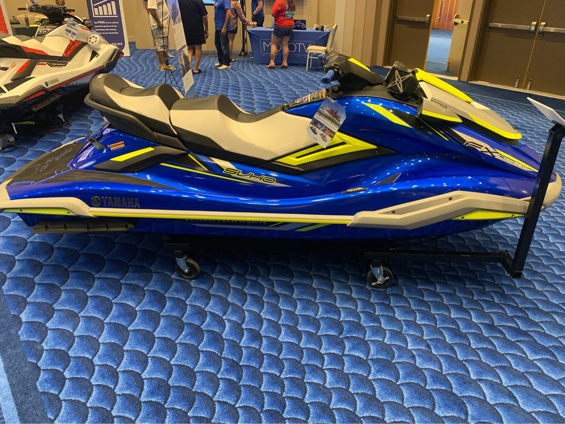 2020 Yamaha FX Cruiser SVHO in Orlando, Florida - Photo 11