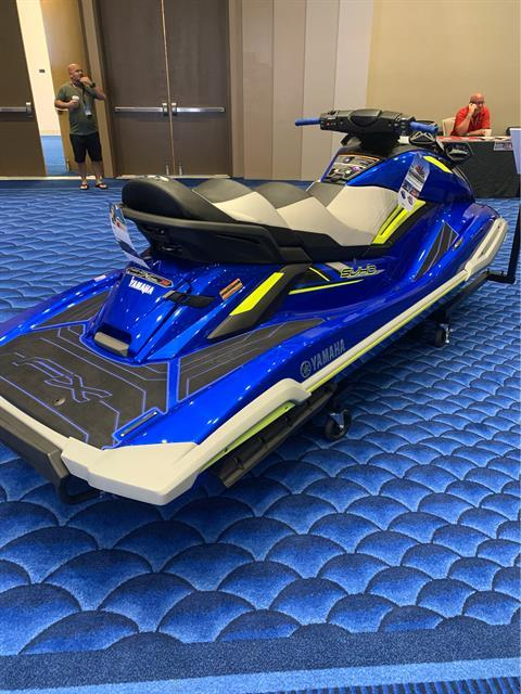 2020 Yamaha FX Cruiser SVHO in Orlando, Florida - Photo 12