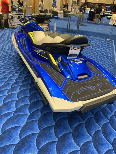 2020 Yamaha FX Cruiser SVHO in Orlando, Florida - Photo 14