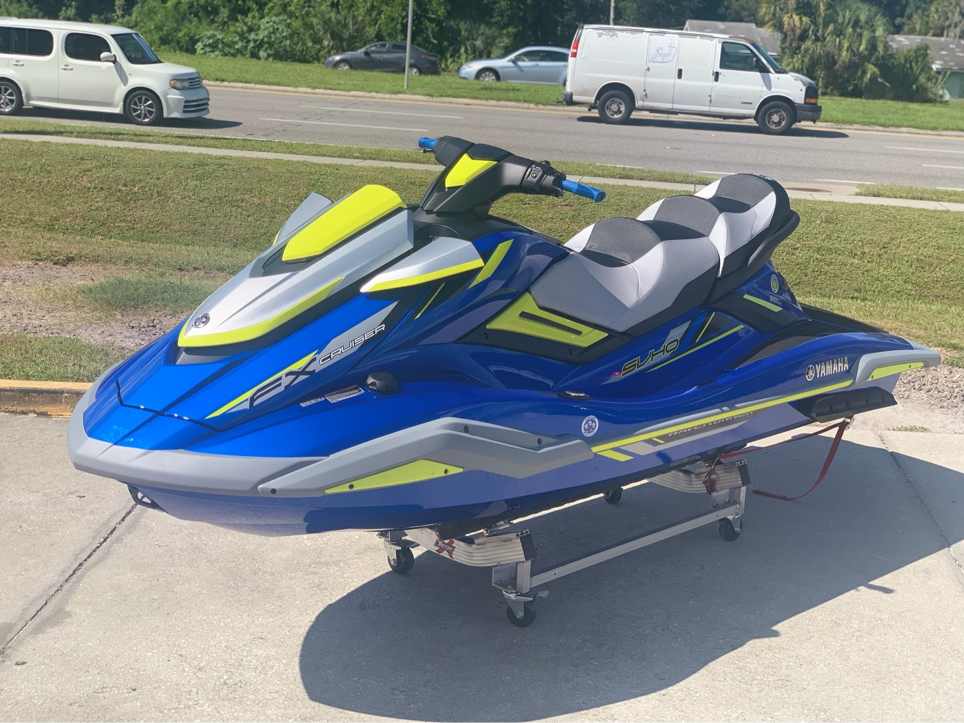 2020 Yamaha FX Cruiser SVHO in Orlando, Florida - Photo 2