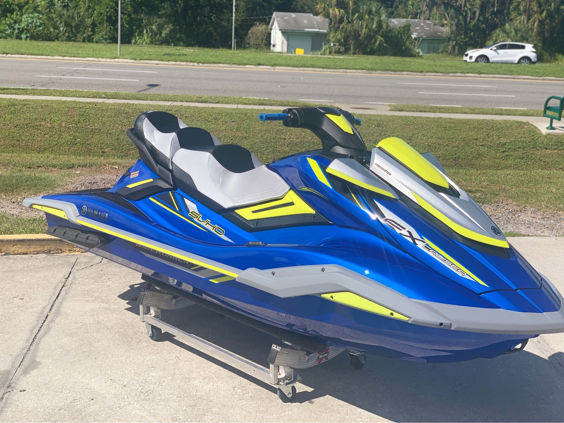 2020 Yamaha FX Cruiser SVHO in Orlando, Florida - Photo 4