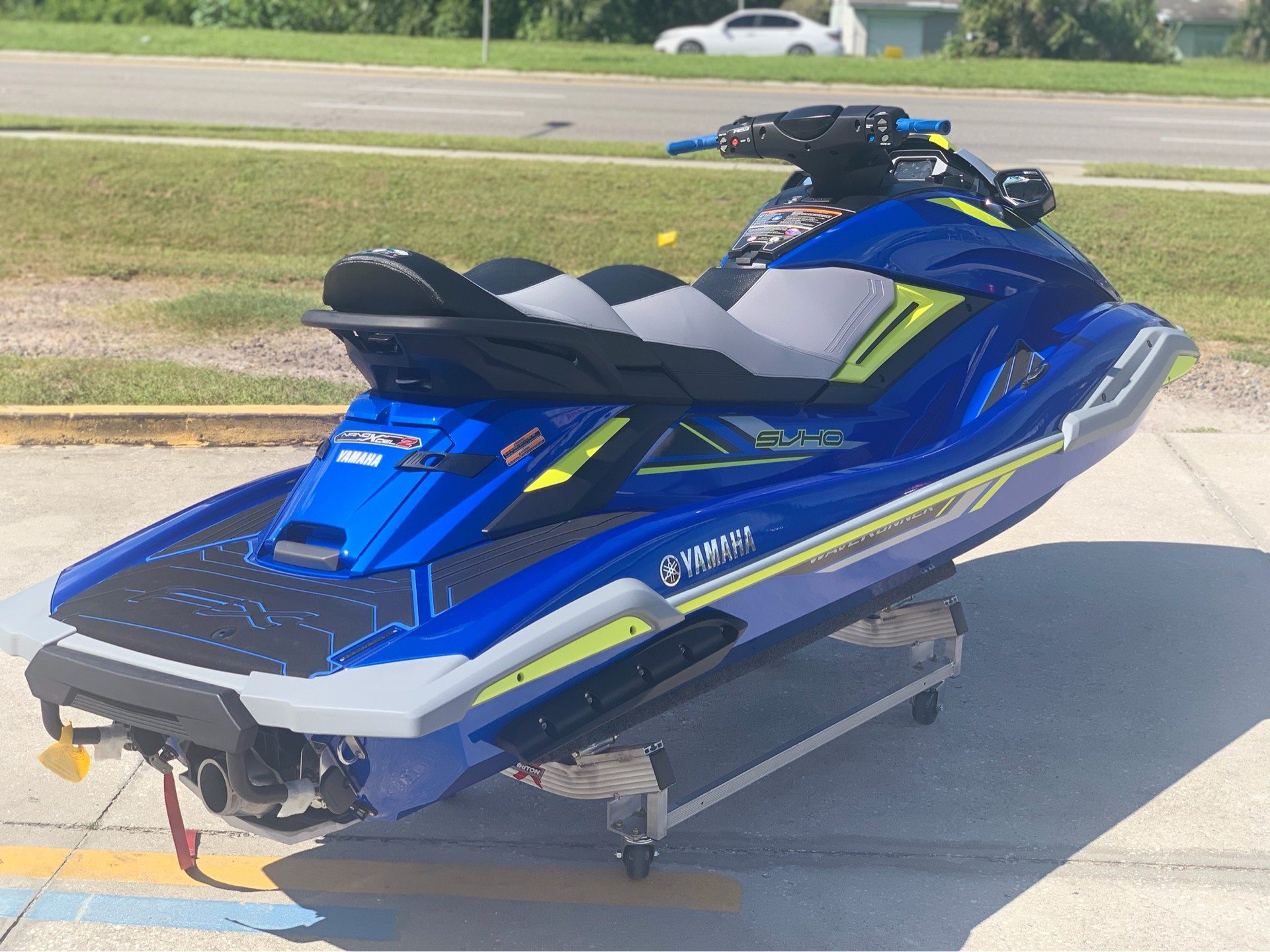 2020 Yamaha FX Cruiser SVHO in Orlando, Florida - Photo 19