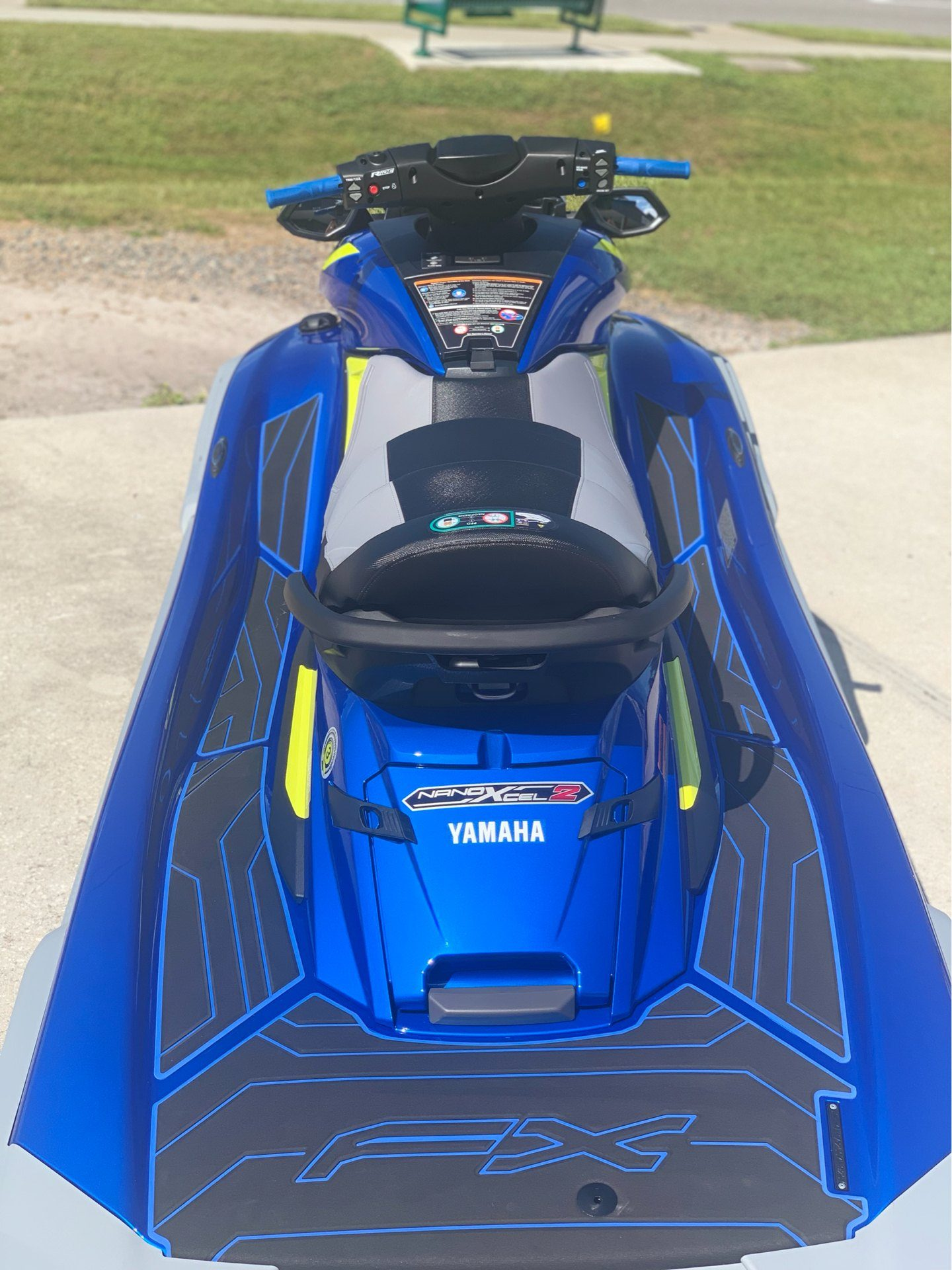 2020 Yamaha FX Cruiser SVHO in Orlando, Florida - Photo 21