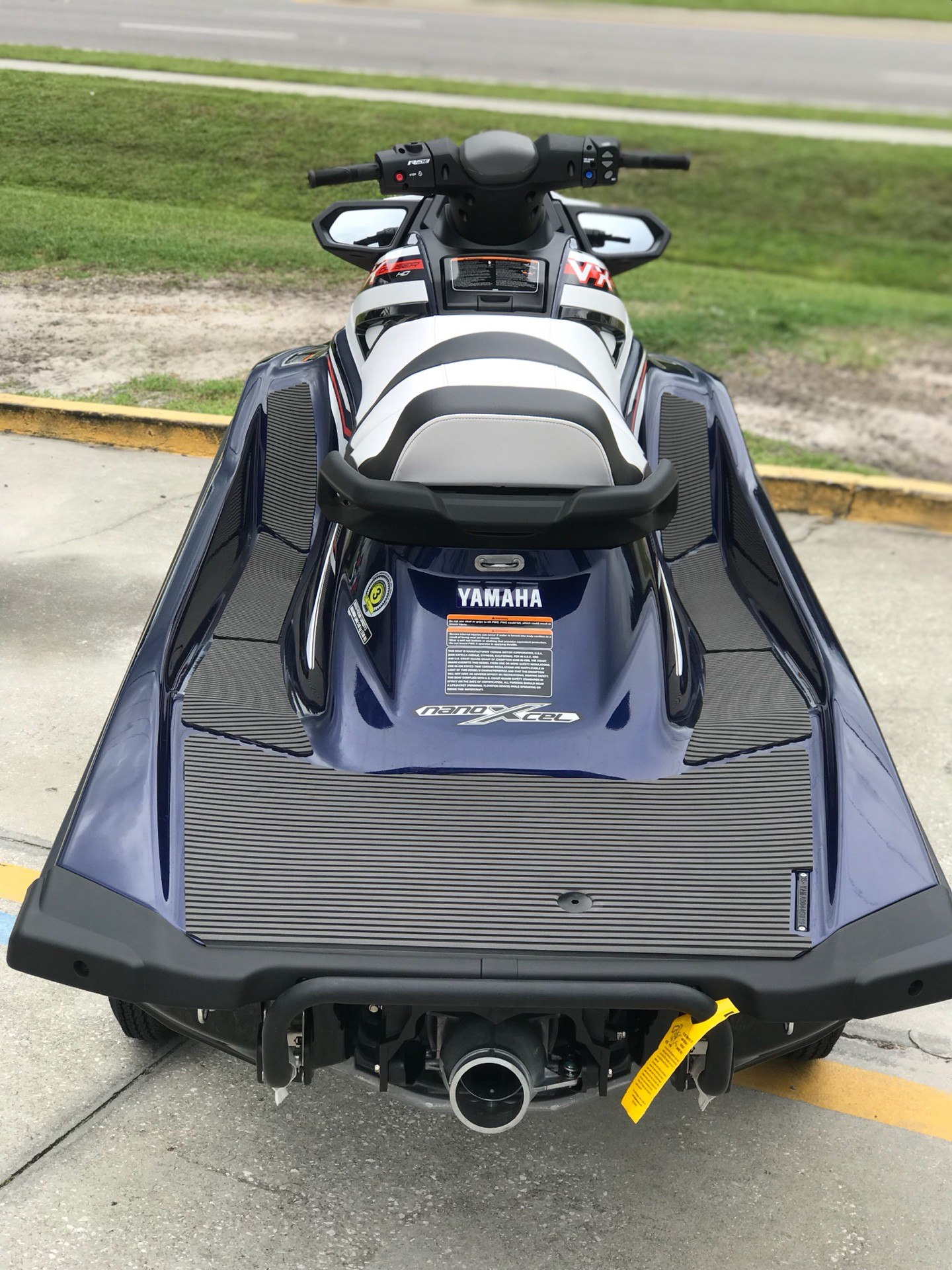 2019 Yamaha VX Cruiser HO in Orlando, Florida - Photo 24