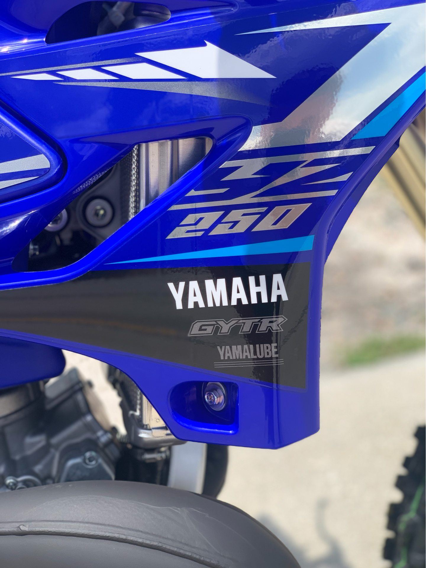 2020 Yamaha YZ250 in Orlando, Florida - Photo 2