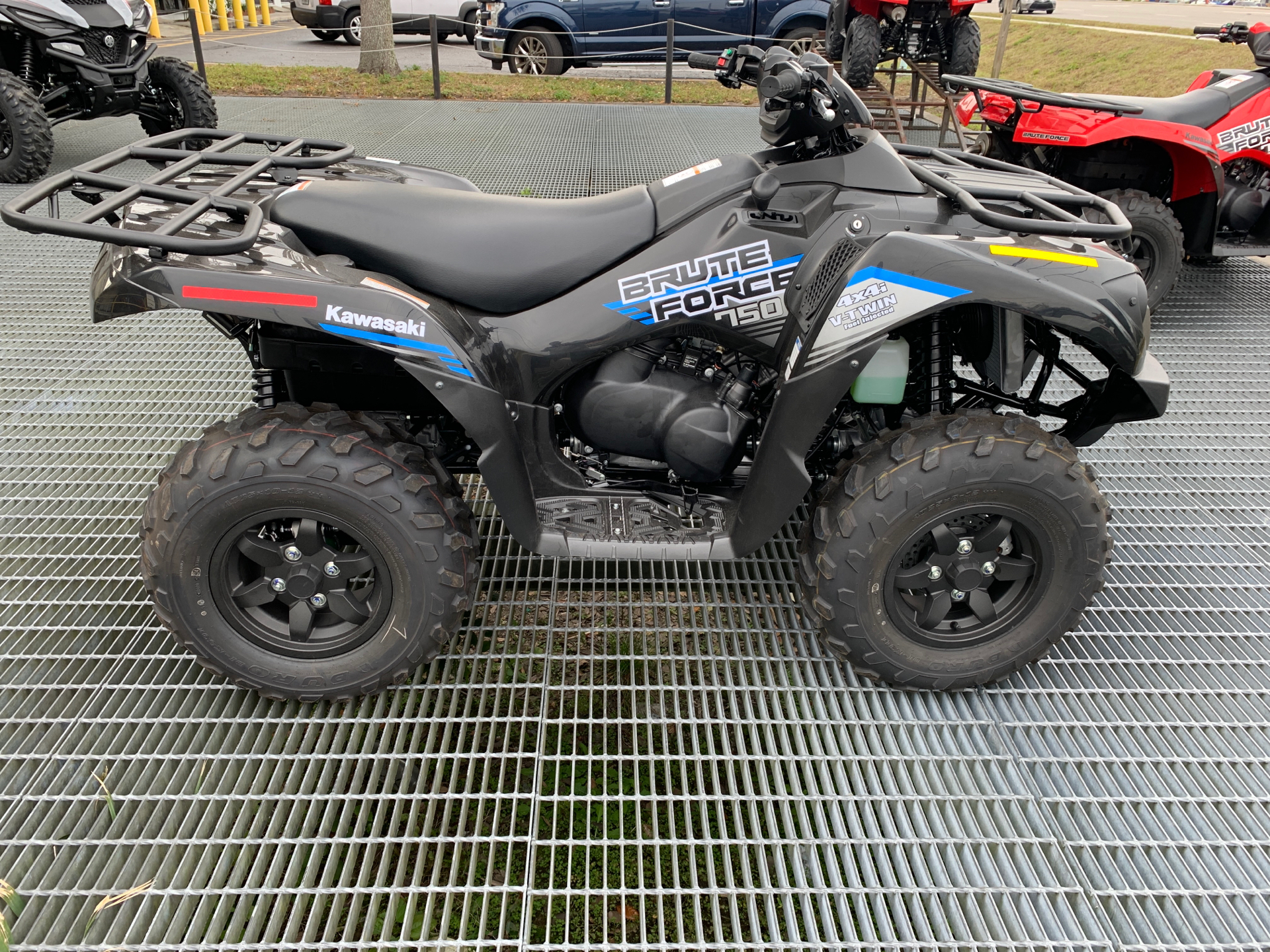 2021 Kawasaki Brute Force 750 4x4i EPS in Orlando, Florida - Photo 3