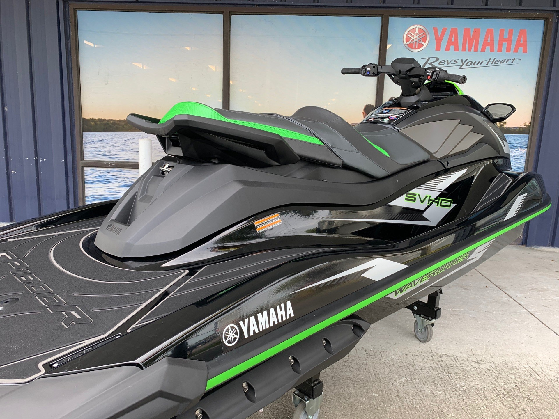 2021 Yamaha GP1800R SVHO in Orlando, Florida - Photo 10