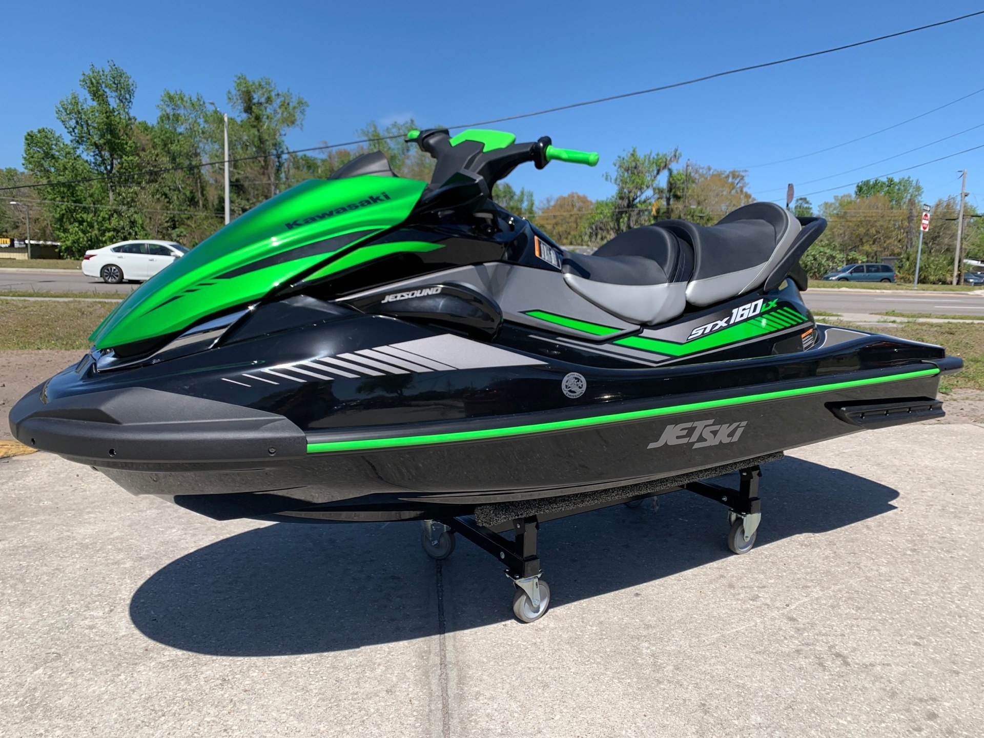 2020 Kawasaki Jet Ski STX 160LX in Orlando, Florida - Photo 1