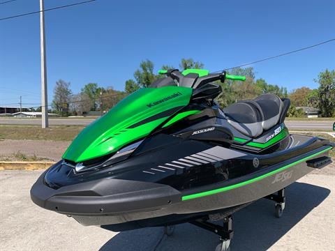 2020 Kawasaki Jet Ski STX 160LX in Orlando, Florida - Photo 3