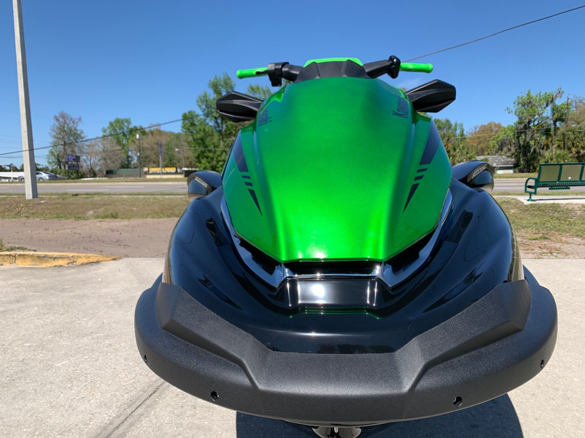2020 Kawasaki Jet Ski STX 160LX in Orlando, Florida - Photo 4