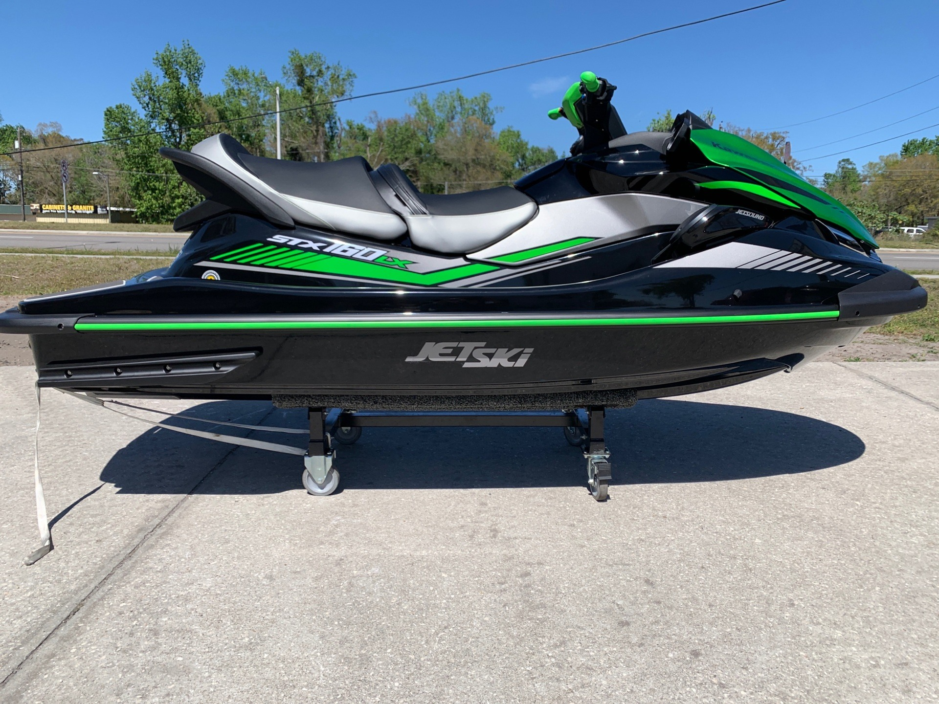 2020 Kawasaki Jet Ski STX 160LX in Orlando, Florida - Photo 9