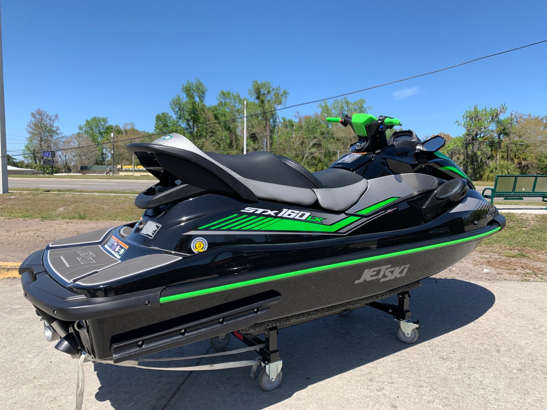2020 Kawasaki Jet Ski STX 160LX in Orlando, Florida - Photo 10