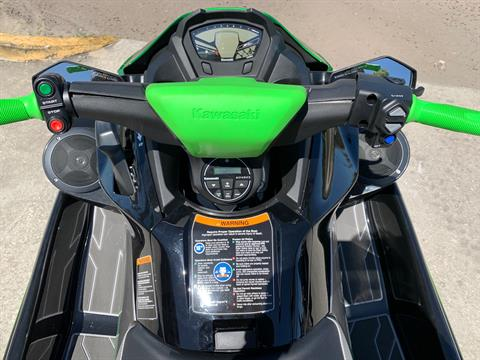2020 Kawasaki Jet Ski STX 160LX in Orlando, Florida - Photo 12
