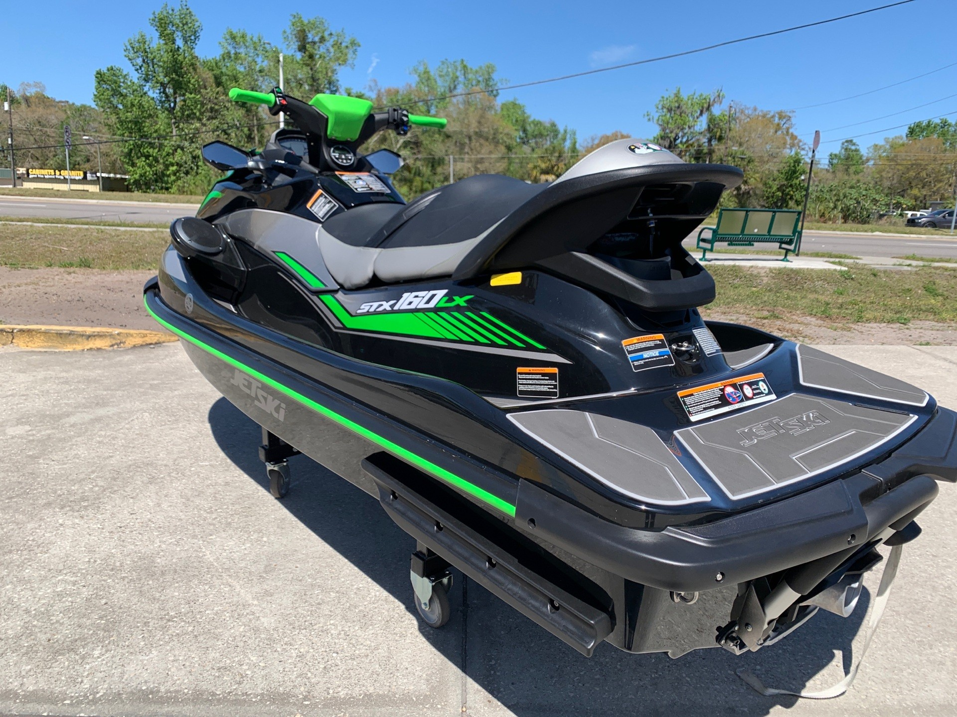 2020 Kawasaki Jet Ski STX 160LX in Orlando, Florida - Photo 14