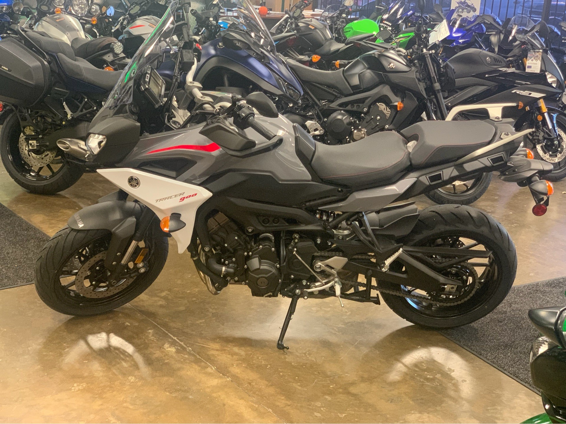 2019 Yamaha Tracer 900 in Orlando, Florida - Photo 1