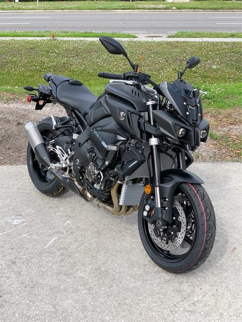 2020 Yamaha MT-10 in Orlando, Florida - Photo 4