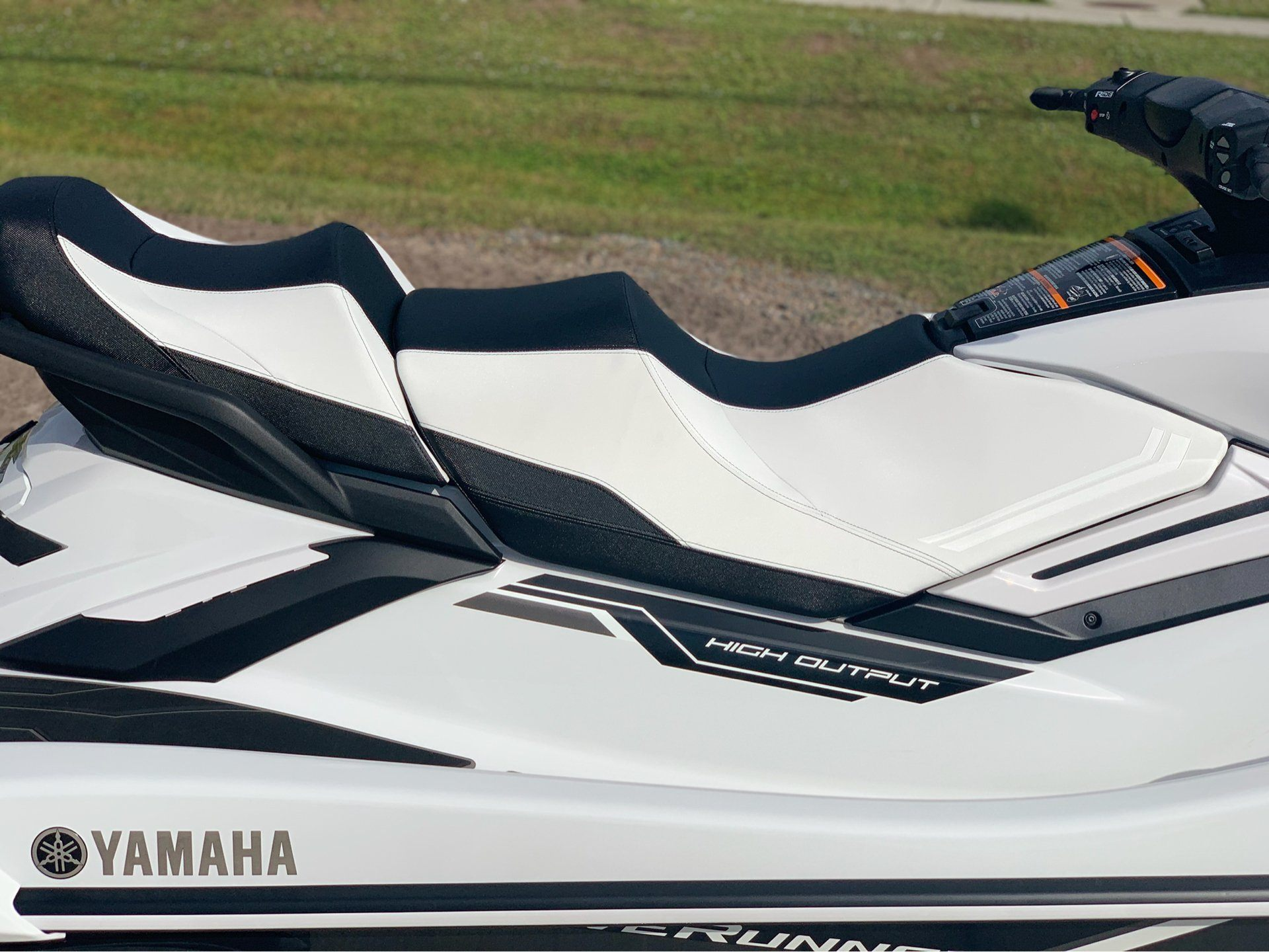 2019 Yamaha FX Cruiser HO in Orlando, Florida - Photo 5