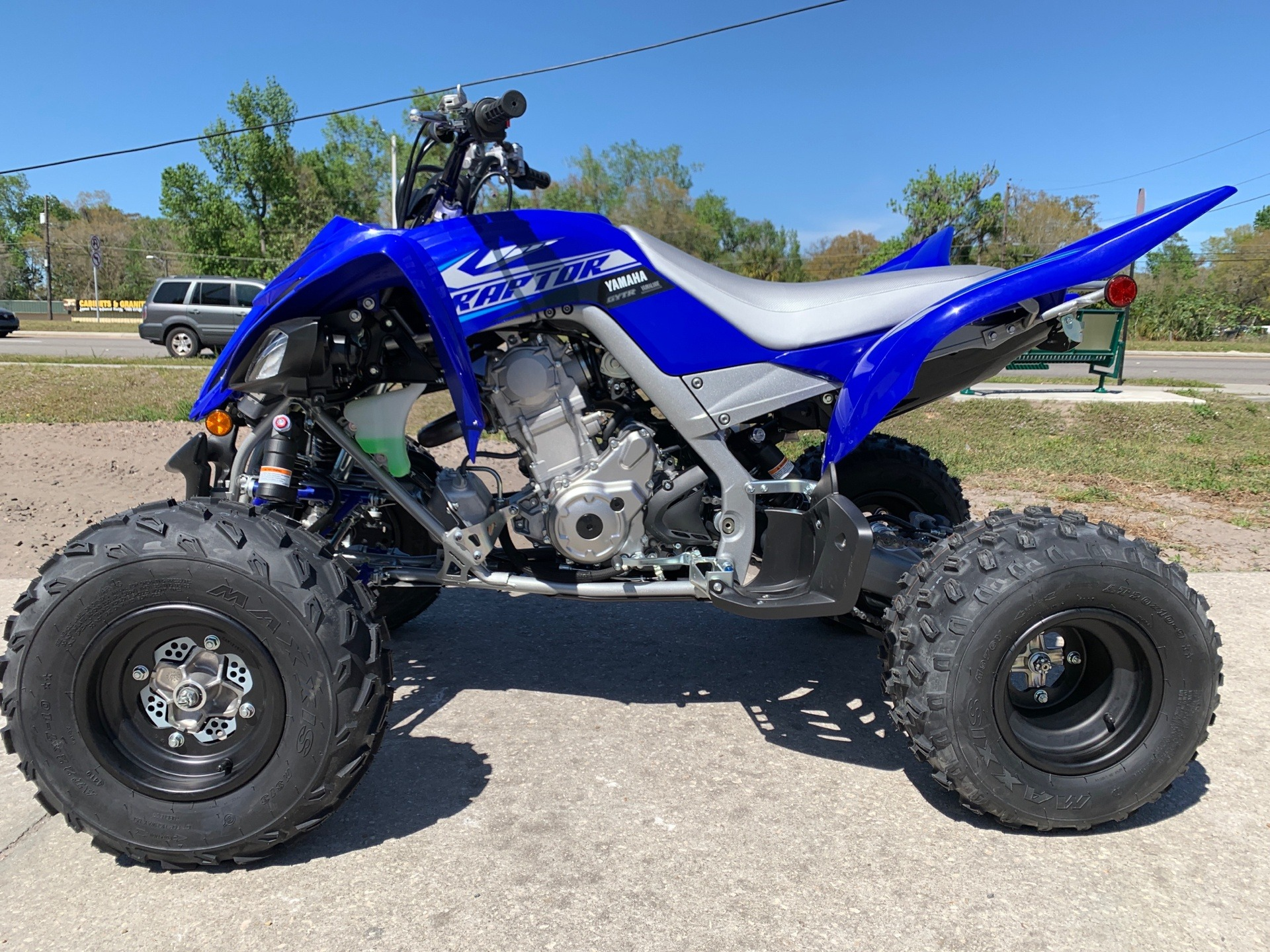 2020 Yamaha Raptor 700R in Orlando, Florida - Photo 1